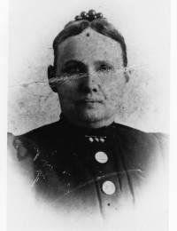 Nannie Coleman Jeter, wife of William Tertullian Jeter