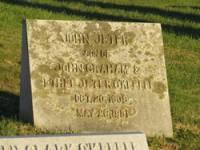 John Jeter O'Keeffe - Headstone